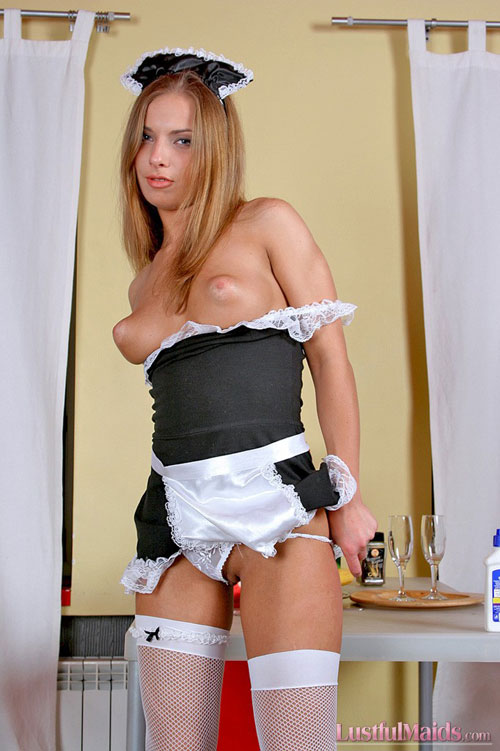 All benefits of nude maid pussy and tits